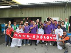 移民作夥一起「夯」移民署新竹市服務站中秋節關懷外籍漁工