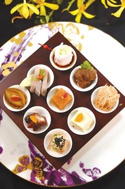 美食講義-台北萬豪 皇室盛宴啟示錄