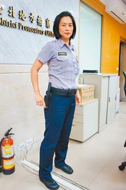 法警擁司法警察權 增設小隊長