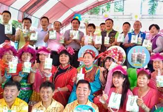 清水「米韭藷藷」推廣行銷食農教育 吸引大小朋友同樂