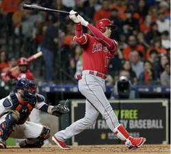 MLB》大谷本週打擊率跌破2成 天使慘吞4連敗