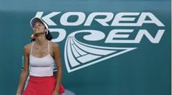 網球》氣力放盡 謝淑薇女雙決賽飲恨