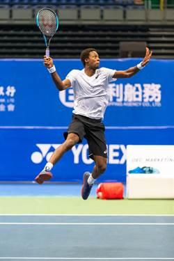 海碩男網賽》「法國黑豹」首次參賽就奪冠 蒙菲斯還想再來