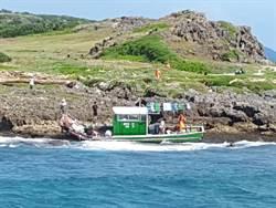 中秋滿潮恆春海域不平靜 擱淺船長未尋獲又有釣客困礁石