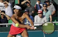 武漢女網賽》謝淑薇累了! 單打首輪只贏兩局
