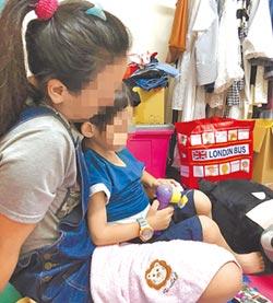 不忍 3歲童皮包骨 束帶綁陽台