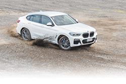 看我迴旋踢!BMW X4 xDrive30i M Sport有型有勁