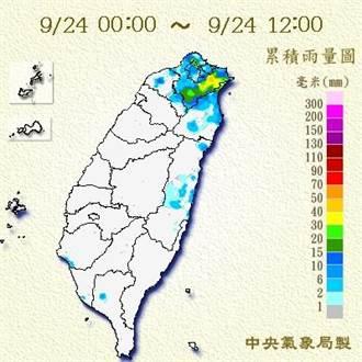 潭美持續增強中 預計今下半天成強颱