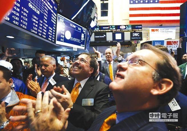 分析師預估,美股上周升勢可能只維持短暫時間,本周將關注Fed決策會議後的聲明。(美聯社)