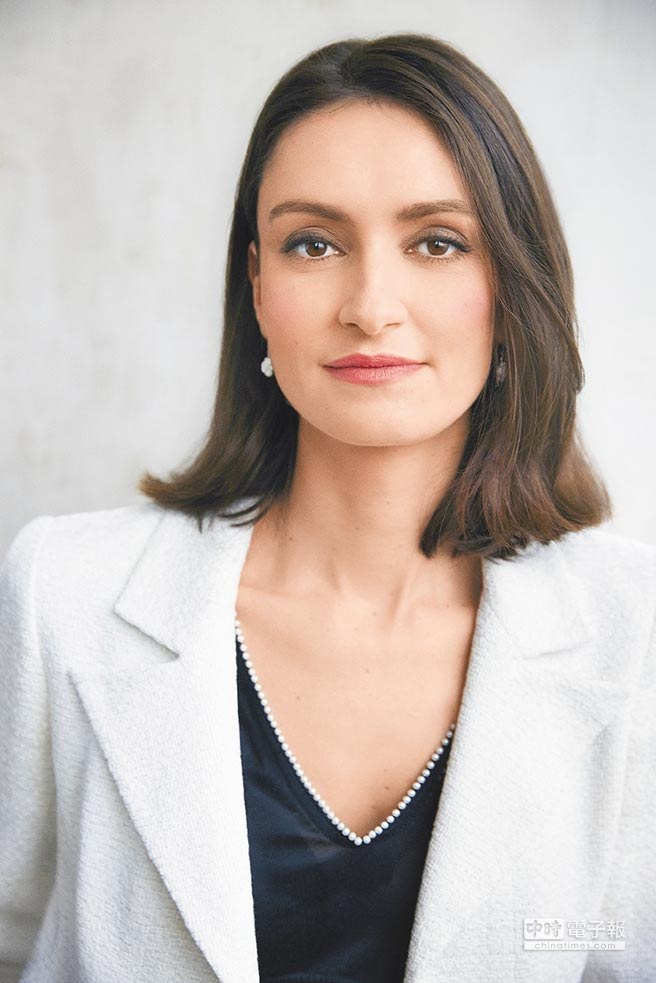 香奈兒保養暨美妝品全球發言人Armelle Souraud。(香奈兒提供)