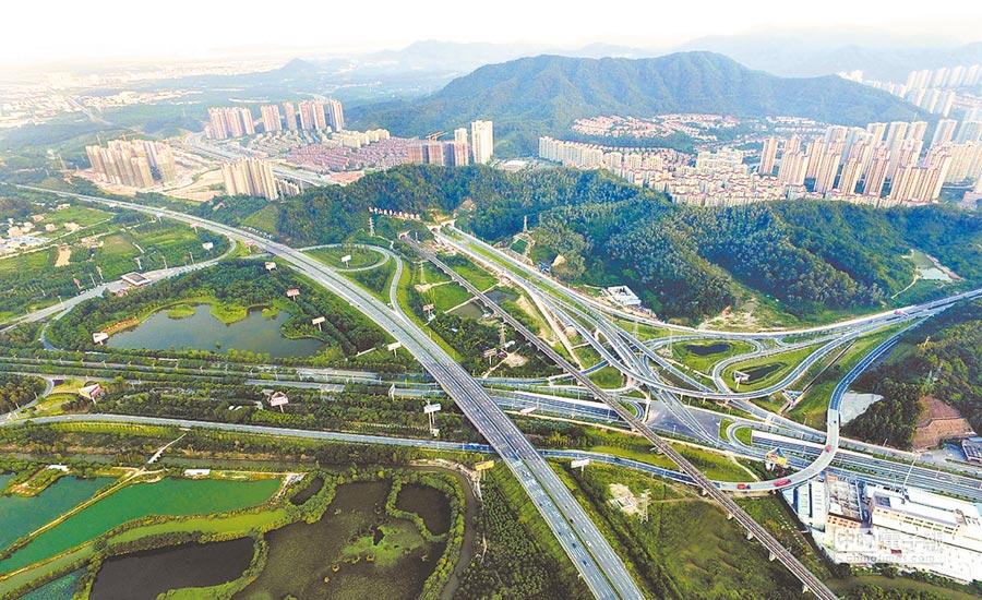 中山地理位置優越,基礎建設完善。
