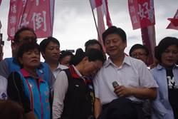 花蓮》傅崐萁入監執行 上百支持者聲援打氣