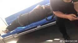 「霸座哥」地鐵橫躺4椅 下場是光腳Y走回家
