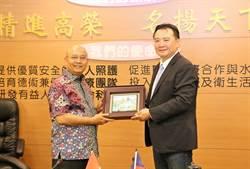 高雄榮總長期協助印尼醫療 許立明盼多採購產品