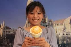 來朵玫瑰花冰淇淋 片片花瓣都有天然美味