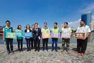 台南》黃偉哲發表運河觀光政策 承諾原地保留魚市場