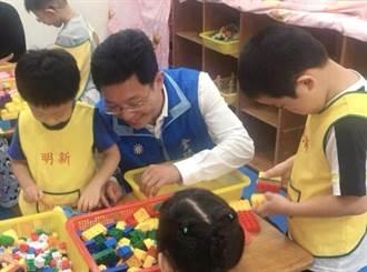 兒少受虐事件頻傳 金瑞龍期許打造友善兒童城市