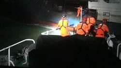 金門掃蕩越界大陸漁船 再逮1艘9人罰款30萬起跳