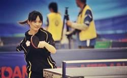 右臂殘缺的桌球冠軍 莎霏盼幫助更多學障孩子