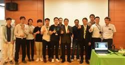 台灣骨王在「中科智慧機器人自造基地」發表智慧醫療眼鏡