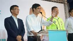 社團、七大工業區力挺 陳其邁再提經濟首都政策