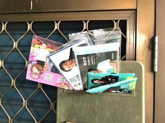 選舉文宣紀念品塞郵箱 是製造垃圾還是貼心?