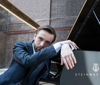 鋼琴大賽雙金牌  丹尼爾‧特里福諾夫首訪台