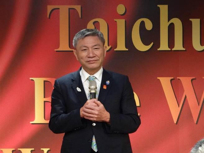 台中市副市長張光瑤表示,自行車不只是運動工具,對他朋友來說,還是醫療器材。(圖/曾麗芳)