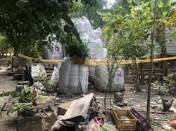 台南山區偷埋3000多桶廢溶液 不肖業者還逼人頂罪