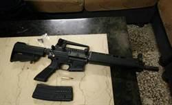 入獄日前退租  槍砲分子又被查獲仿國造步槍