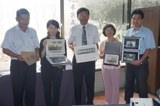 新化教育120周年寫真  葉陶楊坊餐廳展出