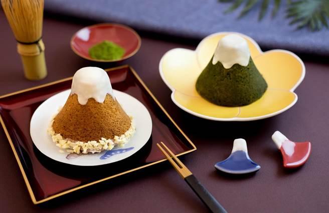 台北101旗艦教室限定「富士雙景磅蛋糕」課程,詢問度爆表。(圖片提供/ABC Cooking Studio)