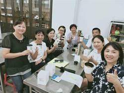 四維高中慶祝教師節 致贈老師手沖咖啡