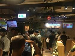 平價丼飯之王松屋 新光美食街開幕