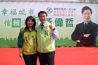 台南》祝賀教師節 黃偉哲主張深化本土教育