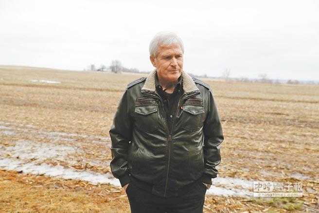 3月27日,在美國愛荷華州的金伯利農場,農場主人擔心成為中美貿易摩擦受害者。(新華社)