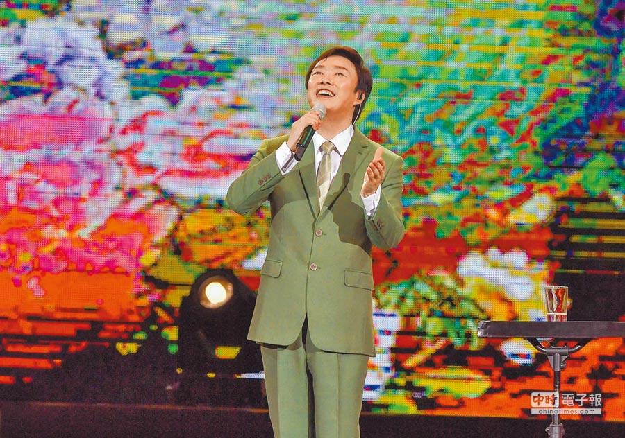出道46年費玉清將在2019年巡迴演唱會結束後,退出演藝圈。(本報系資料照片)