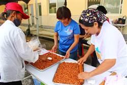 後龍溪洲花生負盛名 「好事花生」行銷多元農特產