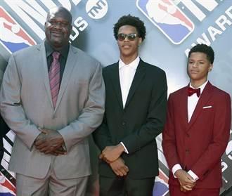 NBA》歐尼爾大兒子驚傳心臟病 暫離球場1年