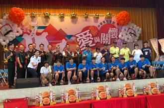 中華電信公益盃3對3 花蓮打造籃球夢兼當球探