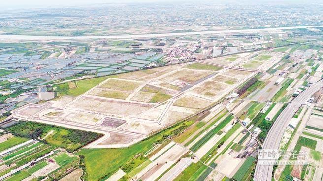 貿易戰升溫掀台商回流潮,造成全台工業區土地身價看漲。(經發局提供)