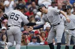 MLB》洋基破全壘打紀錄 單季100勝入袋
