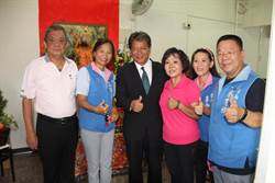 台南》多位議員成立競選總部 民進黨籍副議長現身為國民黨議員參選人加油引人遐想