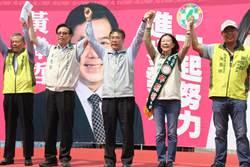 台南》民心思變 競選總部造勢潮不再流行王牌助選員