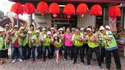 台南市》王清崎競選總部成立 蘇煥智、林義豐站台