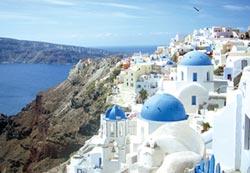 希臘小島被旅客擠爆