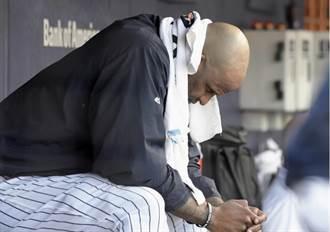 MLB》洋基沙胖蓄意砸人 被禁賽5場