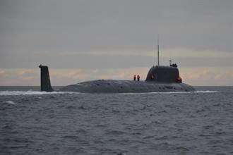 俄喀山號潛艇出廠海試 美媒:它是美海軍最可怕敵手