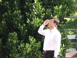 花蓮》蔡碧仲代理縣長要讓縣民有感 升旗典禮只辦一次