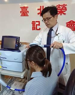 「重覆經顱磁刺激」活化腦區 嘉惠全台12萬頑固患者